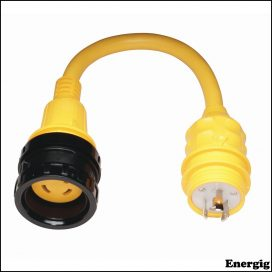 Marinco Pigtail Adapter