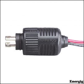 Marinco 2-Wire ConnectPro Plug