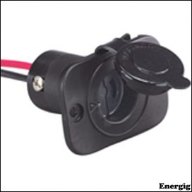 Marinco 2-Wire ConnectPro Receptacle