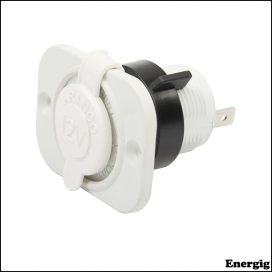 Marinco 12V Receptacle