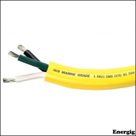 Ancor 300 ft Telefon Kabel 16/3 AWG (3x0