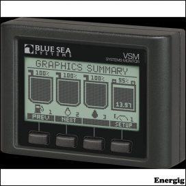 Blue Sea Systems Vessel Systems Monitor VSM 422- Box