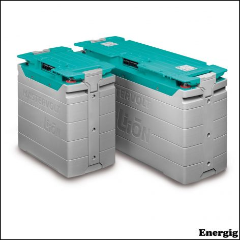 Mastervolt Batteries - Lithium Ion MLI