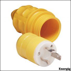 Marinco Male Plug & Boot