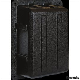 Blue Sea Systems Cover AC-isolering 5-1 / 4 x 3-3 / 4x3