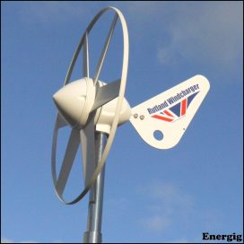 Rutland 504 wind charger