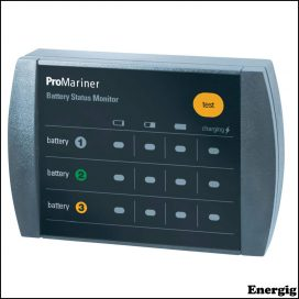 ProMariner Remote Bank Status Monitor