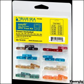 Blue Sea Systems Fuse ATC easyID 31 Piece Kit