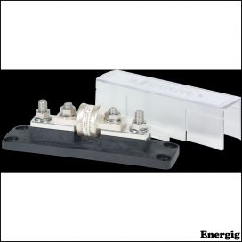 Blue Sea Systems Class T Fuse Block with Insulating Cover - 225 to 400A