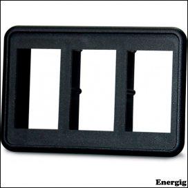 Mastervolt Waterproof switches. installation frame