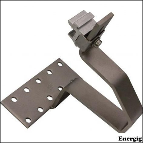 Schletter ROOF TILE BRACKET FOR SOLAR CELLS