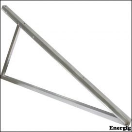 Schletter BRACKET FLAT ROOF 15 °