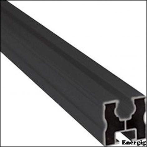Schletter BASE PROFILE BLACK