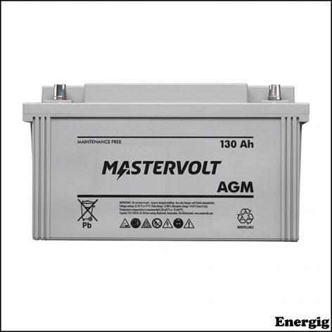 Mastervolt Batteries - AGM series