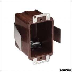 Marinco Plastic Switch/Outlet Box