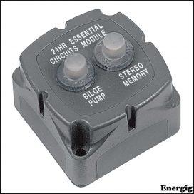 BEP Essential Circut Module 24HR 2 X 10A Circut Breaker