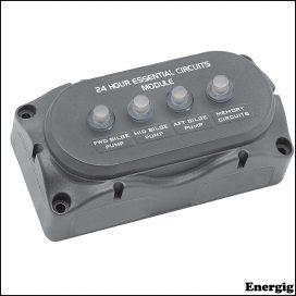 BEP Essential Circut Module 24HR 4 X Circut Breaker