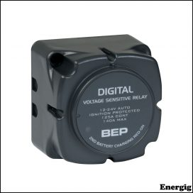 BEP Digital Voltage Sensing Relæ (DVSR) 12/24V