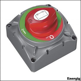 BEP Heavy Duty Battery Switch - 600A Continuous