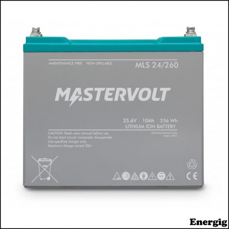 Mastervolt Batteries - Lithium Ion MLS