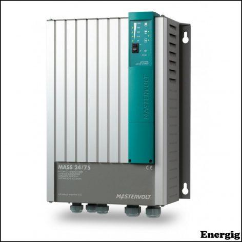 Mastervolt Mass Battery Charger 24/75 120V (DNV GL)