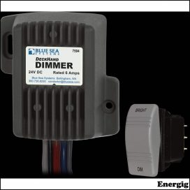 Blue Sea Systems Dimmer DeckHand 6A 24V