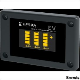 Blue Sea Systems EV Battery Charger Display