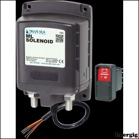 Blue Sea Systems Solenoid ML 500A 24V RBS (inkl. 2145-BSS switch)