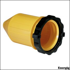 Marinco Vejrbestandigt Cover med gevind og Easy Lock tætningsring