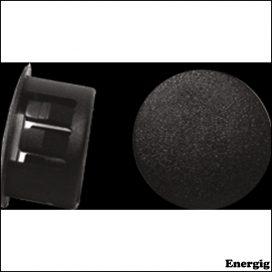 Blue Sea Systems Circuit Breaker Panel Plug - Black