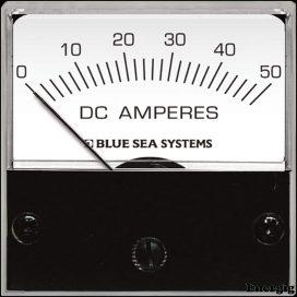 Blue Sea Systems DC Micro Ampere meter - 0 til 15A med Shunt