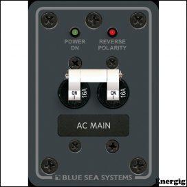 Blue Sea Systems AC Main (230VAC)