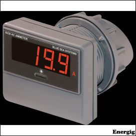 Blue Sea Systems AC Digital Ammeter - 0 to 150A