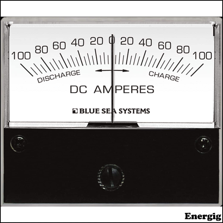 Blue Sea DC Analog Voltmeter