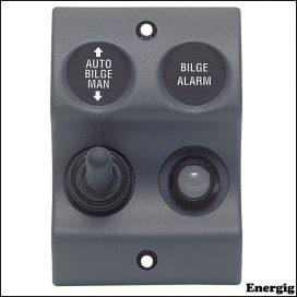 BEP Micro Serie Sprøjtebestandig afbryder