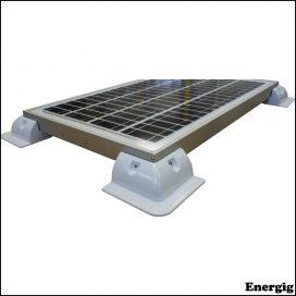 Solar panel corner bracket (4 pieces)
