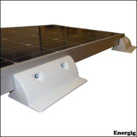 Solpanel sidebeslag (2 stk)