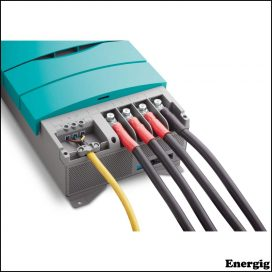 Mastervolt ChargeMaster PLUS Batteriopladere