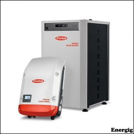 Fronius Symo Batteri Lithium-Ion (LiFePO4) 8000 Cycles