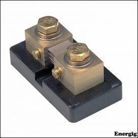 BEP Amperemeter Shunt 450Amp - 50mV Skala