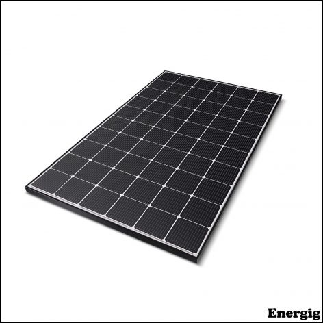 LG PV Panel. High quality and long history