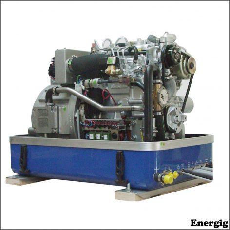 Fischer Panda Compact Power 3000 RPM/PMS