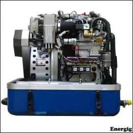 Fischer Panda Hybrid Power Generator/PMS
