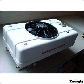 Fischer Panda Roof radiators DC