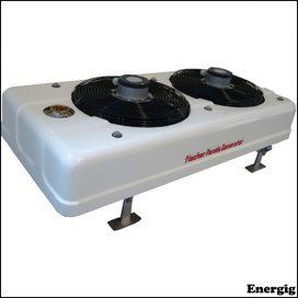 Fischer Panda Roof radiators AC