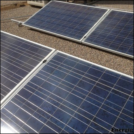 High yield PV panels at a low cost