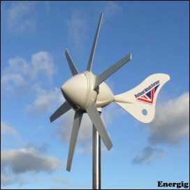 Rutland 914i wind charger