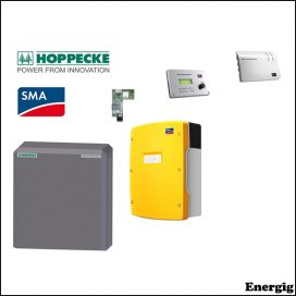 SMA Hoppecke Battery Sets