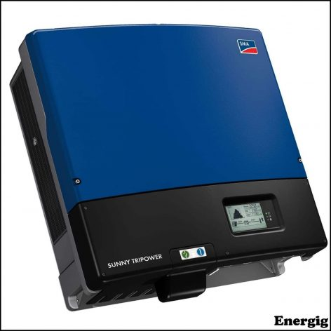 SMA Sunny Tripower 3 phase Solar inverters
