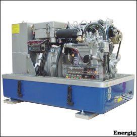 Fischer Panda Hybrid Power/PVMV-N/PVM-NE